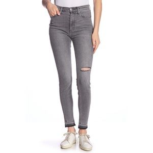 Current/Elliot the ultra high waist skinny jeans